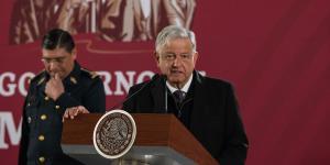 México | El primer gran reto de Andrés