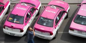 México | El tortuoso camino para convertirse en taxista… ¿y las aplicaciones?