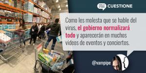 Columnas | El virus que no debe ser nombrado
