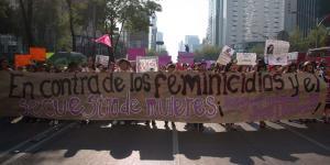 Cuestione | México | Ellas gritan (gritamos): ¡Ni una más!
