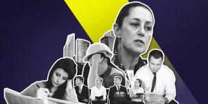 Cuestione | Tu Político | Empleo en picada en la CDMX, durante los primeros meses de gobierno de Sheinbaum