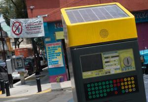 México | Empresas de parquímetros: las dueñas de la calle
