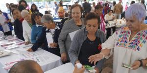 México | En Naucalpan mandan a los adultos mayores a acelerar su pensión en la oficina de Morena