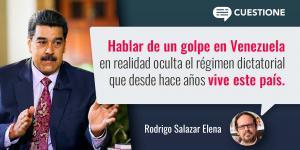 Columnas | En Venezuela no hubo un golpe