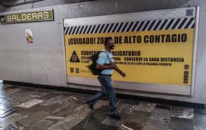 México | ¿Es posible cambiar el transporte público de la CDMX por el COVID-19?