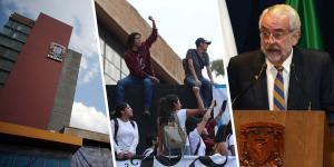 México | Ese lugar caótico llamado: UNAM