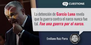 Columnas | De madrugada con García Luna