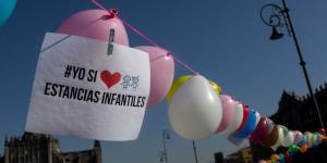 Cuestione | México | Estancias infantiles: que siempre sí, ¿o no?