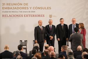 México | Esto nos costó el retorno de diplomáticos mexicanos en el primer año de AMLO