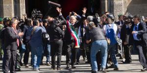 Cuestione | México | Expresidentes y panistas le tuitean a AMLO