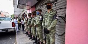 México | ¿Fuerzas Armadas haciendo de policías? Esto dicen los expertos
