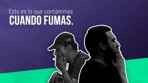 Videos | Fumar contamina y muchooooo
