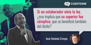Columnas | García Luna y Calderón