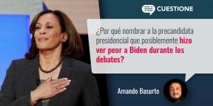 Columnas | Kamala Harris para la vicepresidencia de los Estados Unidos