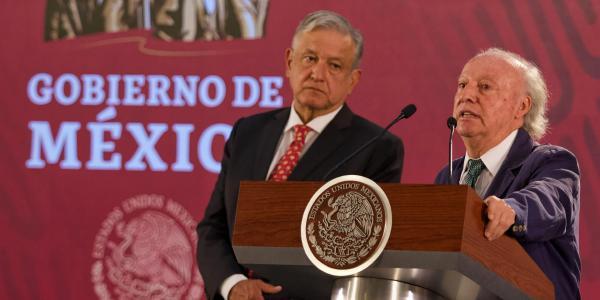 Cuestione | México | Semana de cambios en el gabinete: estos son los nuevos nombramientos de AMLO