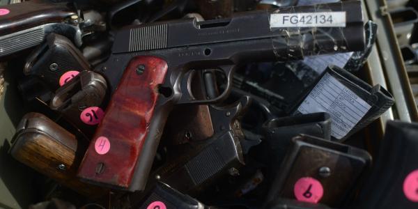 México | Armas en México: legales, pero difíciles de conseguir… ¿esa es la solución?