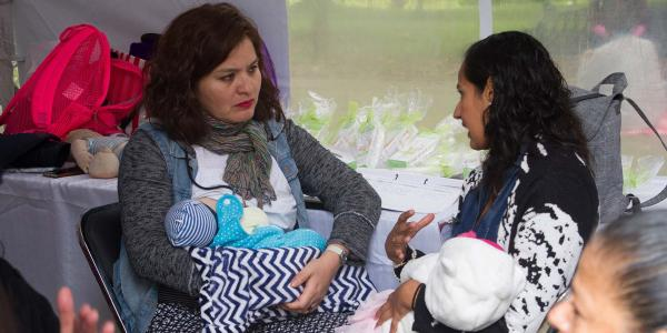 Cuestione | México | Salas de lactancia, la gran deuda con las madres trabajadoras