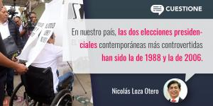 Columnas | Irregularidades y fraudes electorales en México: evidencia para una discusión presentista