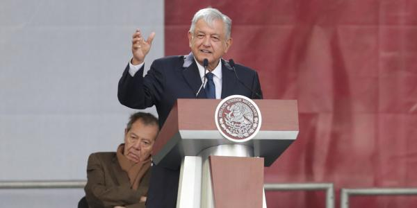 México | Todos los errores del festejo de aniversario del triunfo de AMLO