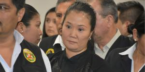 Global | Keiko en cautiverio por culpa de Odebrecht