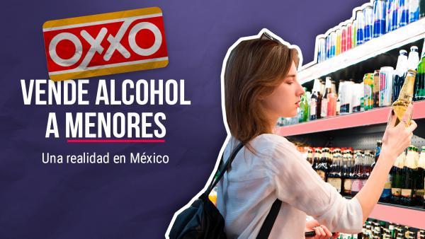 Videos | Así es la venta de alcohol y tabaco a menores