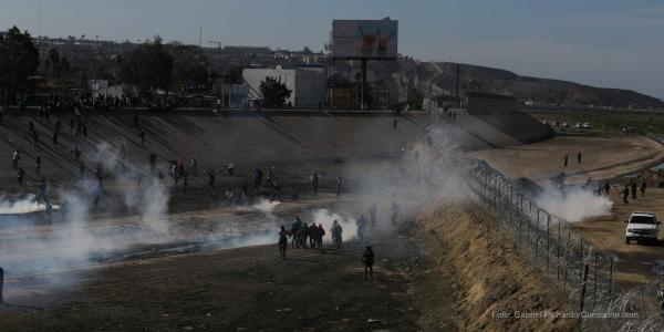 Cuestione | México | EU disparó hacia territorio mexicano