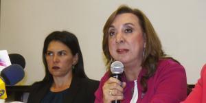 México | La aliada de Calderón a la que quería premiar el Congreso de la CDMX