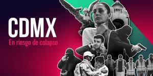 Cuestione | Tu Político | La Ciudad de México en riesgo de colapso