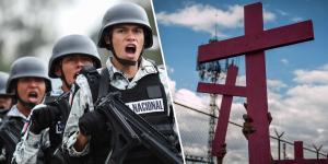 México | La Guardia Nacional no puede ayudar con los feminicidios. Te explicamos por qué