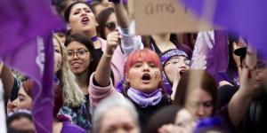 México | La lucha feminista sigue, en medio de la crisis por el COVID-19