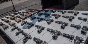 Columnas | La magnitud del problema del tráfico de armas