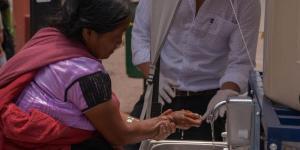 México | La mitad de los 'municipios de la esperanza' ya reportan contagios
