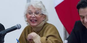 Cuestione | México | La pensión (a la que no renunció) de Olga