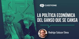 Columnas | La política económica del ganso que se cansa