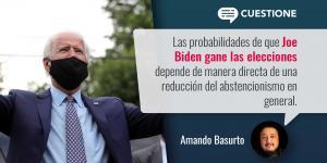 Columnas | La ventaja actual de Joe Biden y la disyuntiva del voto popular en los Estados Unidos