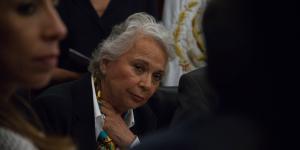 Cuestione | México | Las millonarias pensiones de la SCJN (como la de Olga Sánchez Cordero)