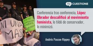 Columnas | Las mujeres y la crisis de comunicación