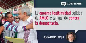 Columnas | Legitimidad vs democracia
