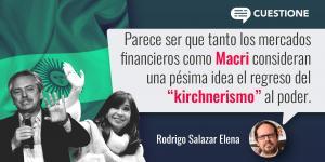 Columnas | Argentina: El retorno del kirchnerismo