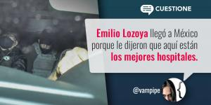 Cuestione - Columnas - Llegó Lozoya