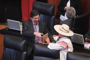 México | Lo que hacen en el Senado Jesusa, Néstora, Napo y Martí Batres