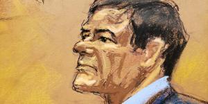 Cuestione | Global | Los 10 WTF que dejó el juicio de El Chapo