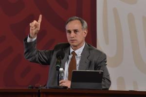 México | Los muchos cambios de López-Gattel en la contingencia por el COVID-19