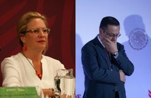 Cuestione | México | Mala semana para el gabinete presidencial: salen los dos primeros del gabinete