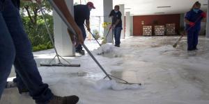 México | Marcos Reyes Saldívar asegura que no está vinculado a empresas de limpieza
