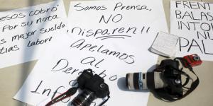 México | Matan a otro periodista: van 5 en el sexenio