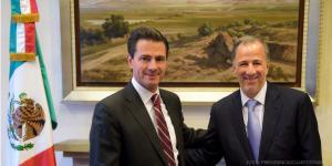 México | Meade asistió a reunión del gabinete de EPN
