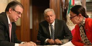 Cuestione | Columnas | México acepta ser agente migratorio de EU