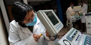 México | Miles de ventiladores por COVID-19, pero ¿hay suficientes especialistas para operarlos?