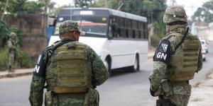 Cuestione | México | Militares entran sin exámenes de control a Guardia Nacional
